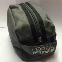 12 x L'Oreal Men Expert Toiletry Wash Bags | Great Quality & Inside Lined